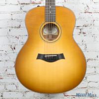 Taylor NAMM LTD 358e 12-String Acoustic Electric Guitar Satin Honey Sunburst