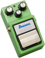 Ibanez TS9 Tubescreamer Overdrive Effects Pedal