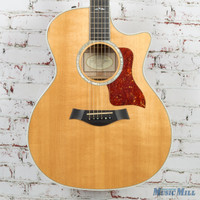 2006 Taylor 614ce Grand Auditorium Acoustic Electric Guitar Natural