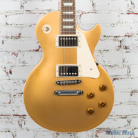 2016 Gibson Les Paul Standard T Electric Guitar Gold Top