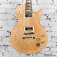 2016 Les Paul Tribute Natural Refinished w/HSC (2016LPTRIBU )