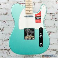 Fender American Professional Telecaster Electric Guitar Mystic Seafoam