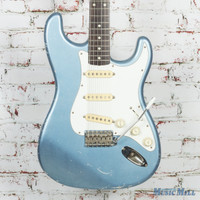 Relic Partscaster Strat Electric Guitar w/HSC