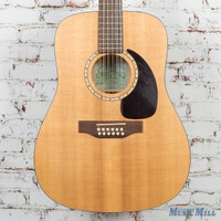 Simon & Patrick 12 Spruce Acoustic Guitar Natural