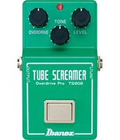 Ibanez TS808 Tube Screamer Overdrive Guitar Effects Pedal