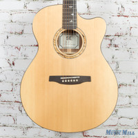 PRS SE Alex Lifeson Thinline Acoustic w/OHSC (PRSLIFESONU)