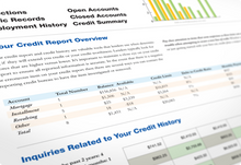 GEORGIA CREDIT REPORT