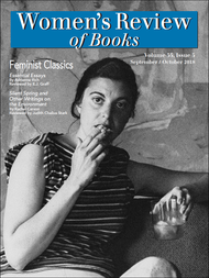 Women's Review of Books Volume 35, Issue 5 (PDF)