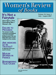 Women's Review of Books Volume 24, Issue 4