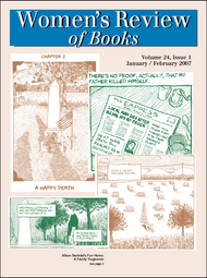 Women's Review of Books Volume 24, Issue 1