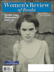 Women's Review of Books Volume 27, Issue 3