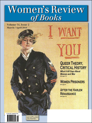 Women's Review of Books Volume 31, Issue 2
