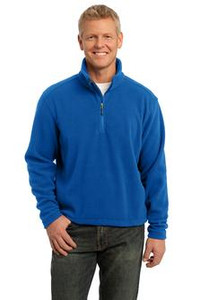 Port Authority® Fleece 1/4-Zip Pullover