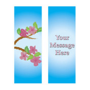 Dogwood Branches Banner