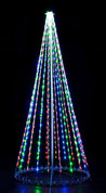 LED 3D Christmas Tree