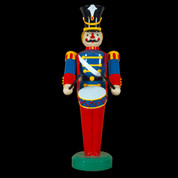 Toy Soldier with Drum