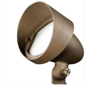 "Advantage Lightsource Large E.T. Wall Washer Flood Light ADV-FL-613B-T3, these lights are used to highlight large trees, homes, walls, and hedge lines. They come with a stake mount but the base can be mounted on walls or other flat surfaces and adjusted appropriately. The bases can even be mounted on large trees to deliver the ""moon light"" effect."