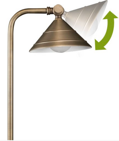 Advantage Lightsource ADV-AP-214B-T3, Luna Escort Accent & Path Lighting  Great for lighting for sidewalks and walk ways, as well as lighting your flower beds for night time viewing.