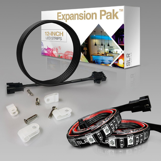 ColorConnect 2-Piece LED Strip Expansion Pack