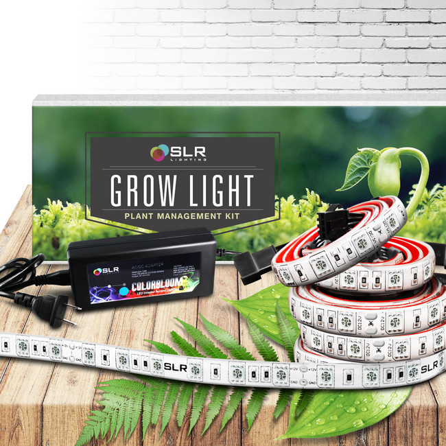 LED Grow Light Strip Kit