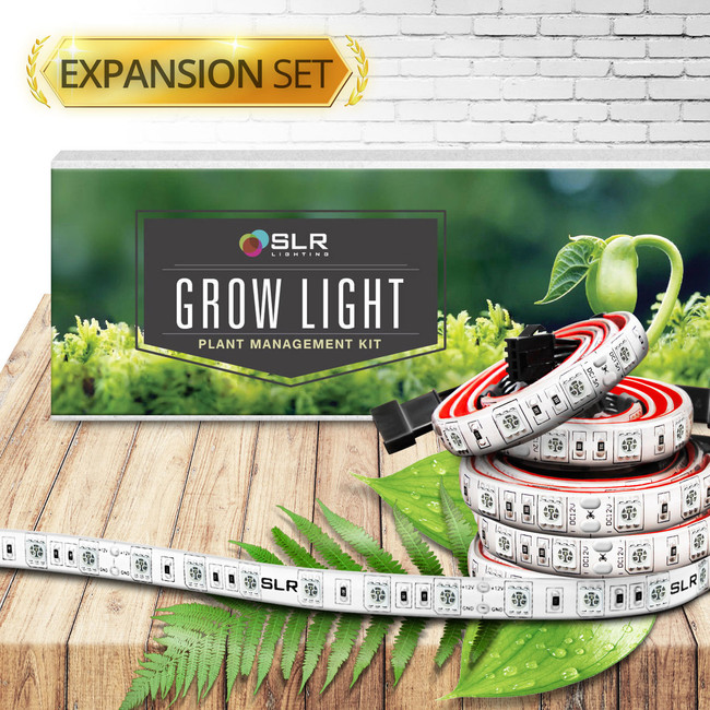 LED Grow Light Strip Expansion Set