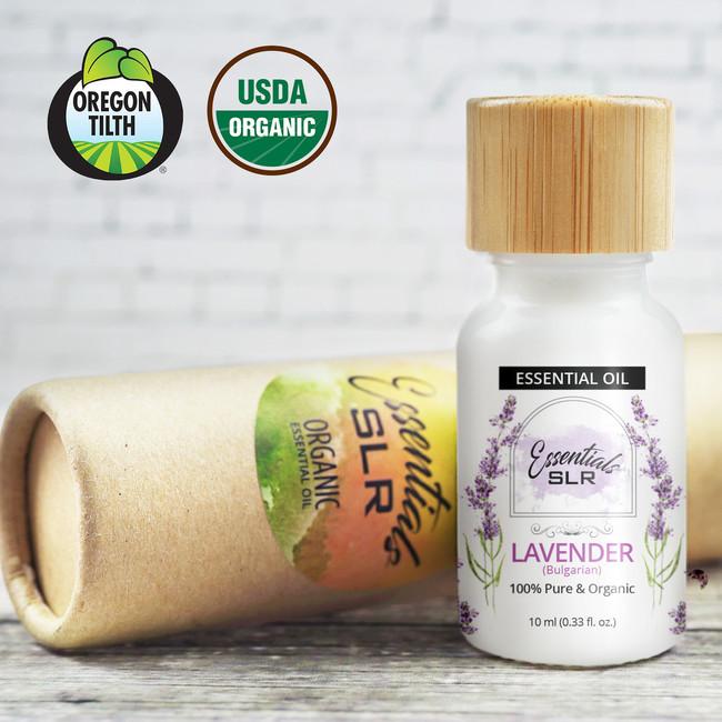 Hidden Lavender (Organic Bulgarian Lavender Essential Oil)