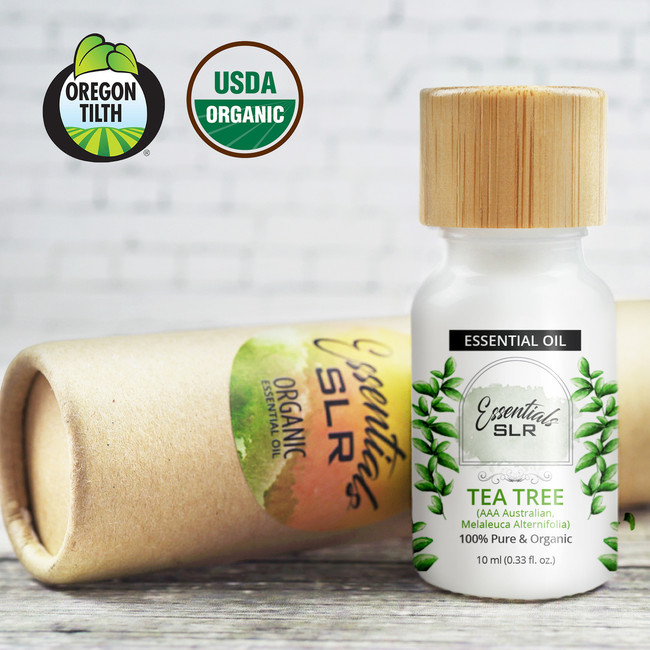 Tea Tree Mist (Organic Tea Tree / Melaleuca Essential Oil)