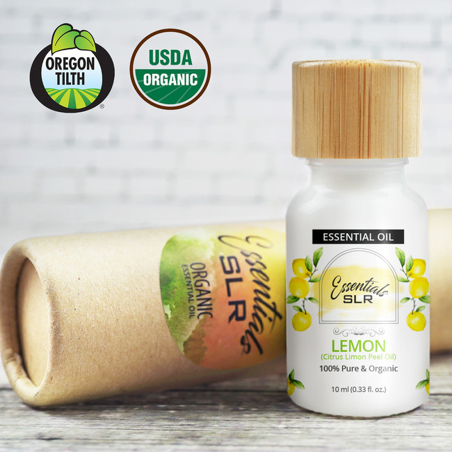 Lemon Rapture (Organic Lemon Essential Oil)