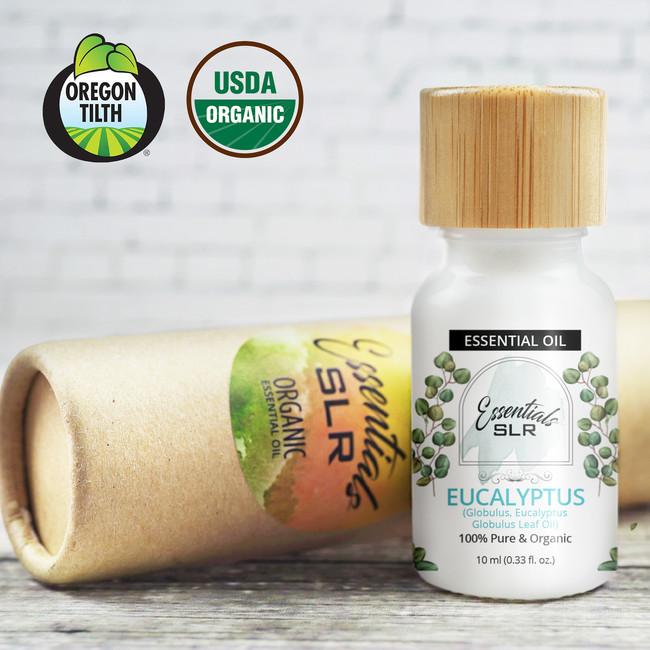 Moonlit Eucalyptus (Organic Eucalyptus Globulus Essential Oil)