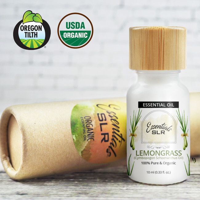 Lemongrass Dusk (Organic Lemongrass Essential Oil)