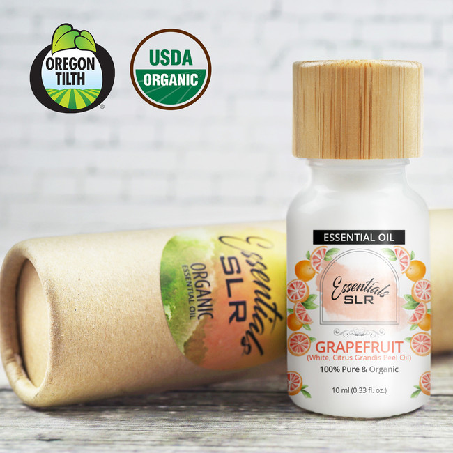 Grapefruit Sunrise (Organic Grapefruit Essential Oil)