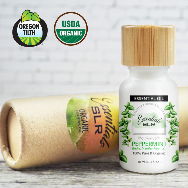 Peppermint Jewel (Organic Peppermint Essential Oil)