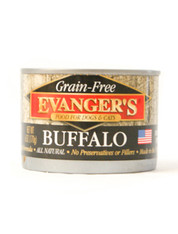 Evanger's Gourmet Canned Buffalo
