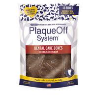 PLAQUE OFF DENTAL BONES (13 Plaque Off Bones in each bag)