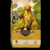 PINNACLE GRAIN FREE TURKEY & PUMPKIN DRY DOG FOOD