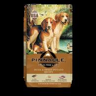 PINNACLE GRAIN FREE DUCK & SWEET POTATO DRY DOG FOOD