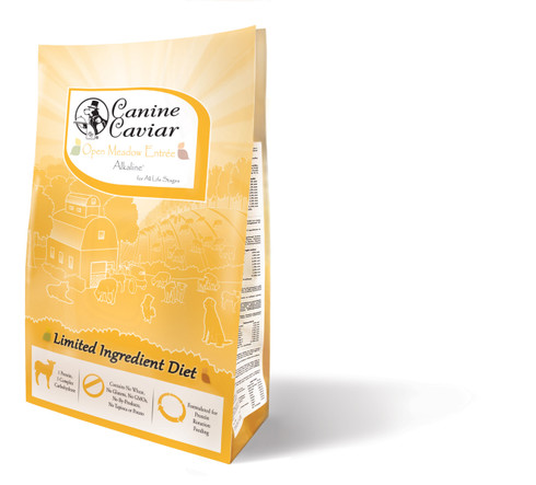 Open Meadow Canine Caviar Holistic Dry Dog Food