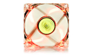 Deepcool Xfan 80L/R Stylish 80mm Transparent Cooling Fan with Red LED