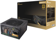Seasonic SS-650KM3 X-Series 650W Modular Power Supply with 80+ Gold Certification