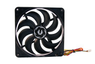Bitfenix Spectre All Black 120 mm Chasis Fan