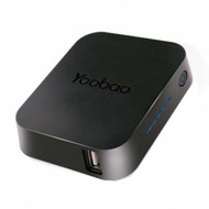 Yoobao Black Magic Cube Power Bank, 4400mAh