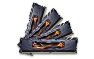 G.Skill 32GB (8GB X 4) DDR4 2400MHZ Ripjaws 4 (F4-2400C15Q-32GRK)