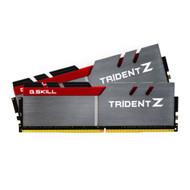 G.SKILL 16GB (8GB X 2) DDR4 3200MHZ TRIDENT Z (F4-3200C16D-16GTZB)