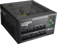 SEASONIC Platinum Series Fanless 460W Modular Power Supply (SS-460FLII)