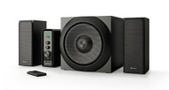 Thonet & Vander - RATSEL BT - 2.1 Speaker  72W RMS W/ NFC, Wireless Remote, Control Box