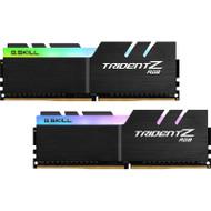 G.SKILL Trident Z RGB DDR4 3600Mhz 16GB (2 x 8GB) Desktop Memory with RGB LED (F4-3600C17D-16GTZR)