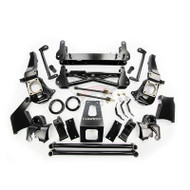 "Cognito CLKP-1107.24 Stage 2 Tow Package 7""-9"" Lift w/ Fox Shocks"