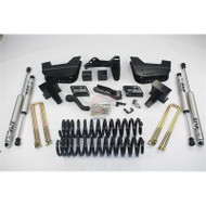 """Cognito CLKP-300405TP-FOX Stage 2 4"""" Tow Package Lift w/ Fox Shocks"""