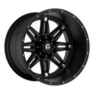Fuel Off-Road Hostage Wheel - Black Deep