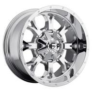 Fuel Off-Road Krank Wheel - Chrome